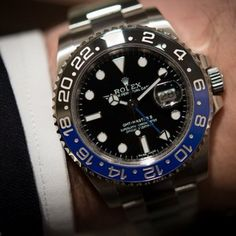Rolex [NEW] 116710BLNR GMT-Master II Watch