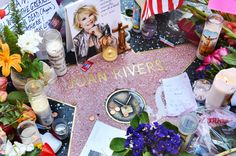 We lost Joan Rivers two years ago on this date. Let's honor and remember the…