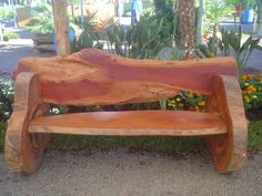 44 Wooden Garden Benches with Rustic and Modern Styles! & Home decoration Source by carlhoipong The post 44 Wooden Garden Benches with Rustic and Modern Styles! & Decoration & appeared first on Wooden. Rustic Outdoor Furniture, Log Furniture, Furniture Dolly, Solid Wood Furniture, Unique Furniture, Outdoor Decor, Wooden Garden Benches, Log Benches, Diy Holz