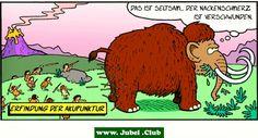 Die Erfindung der Akupunktur