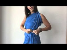 Travel in Style this Summer with HipKnoTies | Convertible Wrap Dress- Multi Way Dress | HipKnoTies