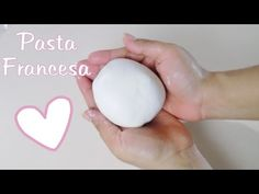 DIY♥Como hacer porcelana fria, pasta francesa o pasta flexible-How to make cold porcelain - YouTube