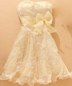 Super cute dress.