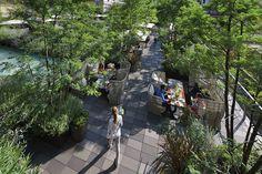 Mimosa Garden at Mandarin Oriental, Barcelona