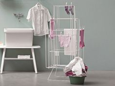Metal drying rack BUILDING - Birex