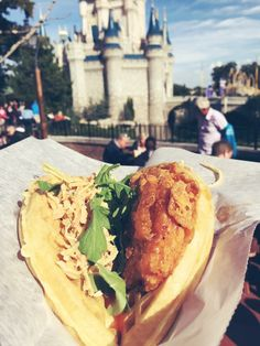 Sweet and Spicy Chicken and Waffle Sandwich from Sleepy Hollows