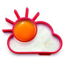 Sunnyside Egg Mould | Egg Ring | Kitchen Utensil | Mocha