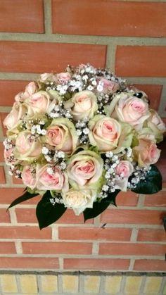Menyasszonyi csokor, esküvői csokor, esküvői dekoráció, esküvői dekor, Vecsés - Esküvői dekoráció, menyasszonyi csokor