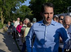 Wisconsin recall, Scott Walker Recall Election Results