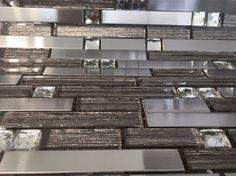 US $9.99 New in Home & Garden, Home Improvement, Building & Hardware Mosaic Wall Tiles, Glass Floor, Bathroom Wall, Home Improvement, Home And Garden, Hardware, Stainless Steel, Flooring, Building