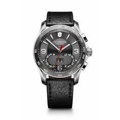 Victorinox #Victorinox #Watch #Reloj #Luxury #Black #Negro #Relojería #Blog @Victorinox