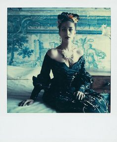 Art Photography polaroid still life Sibylle Bergemann
