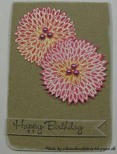 Olivias Loveletters: CAS cards