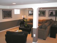 Basement Remodel Design, Pictures, Remodel, Decor and Ideas - page 15
