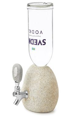 stone drink dispenser. need!