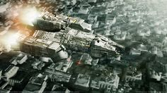 Delta complejo ITN-6 | Llegada Nostromo por MarkusVogt*
