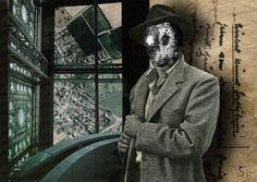 Collages - Franz Falckenhaus