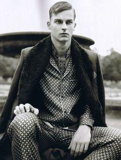 #malemodel #menswear #hair #haircut #barneybarrett #barney-barrett