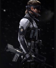 Solid Snake Snake Metal Gear, Metal Gear Solid Series, Character Art, Character Design, Gear Art, Cosplay, Black Ops, Cultura Pop, Wow Products