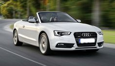 Reasons to Hire an #Audi A5 Convertible
