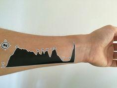 Norseman tattoo