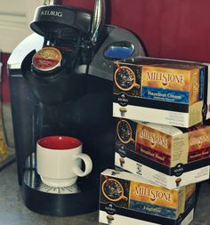 $250 Keurig GIVEAWAY | Bean to Cup Journey with Millstone and a Coffee Cream Cheese Danish Recipe