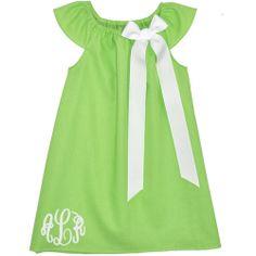 Our Rags Land Kiwi Linen Flutter Dress! Shop NOW at www.ragsland.com & follow Ragsland on Instagram!