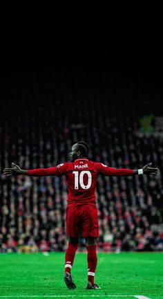 Liverpool Players, Liverpool Fans, Liverpool Football Club, Sadio Mane, Manchester United Team, Salah Liverpool, Premier League Soccer, Virgil Van Dijk, Soccer Stars