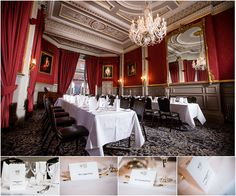 An Oxford and Cambridge Club Pall Mall Wedding