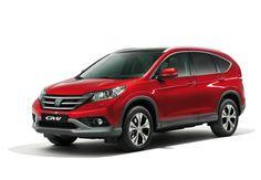2014 Honda CRV – Red Style    #hondaCRV #Honda #HondaCars
