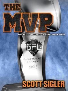 The MVP (Galactic Football League, Volume IV) by Scott Sigler, http://www.amazon.com/gp/product/0983196354/ref=cm_sw_r_pi_alp_OSaDpb05R6C2J