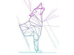 gyometric wolves - Google Search