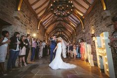 Wedding Photography at Healey Barn by husband and wife team, www.2tonephotography.co.uk