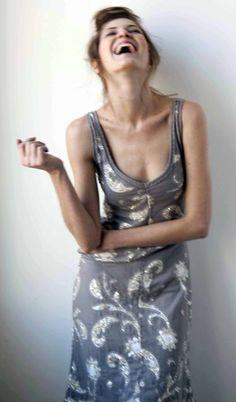 NEW DIY Long Paisley Dress Kit the reverse