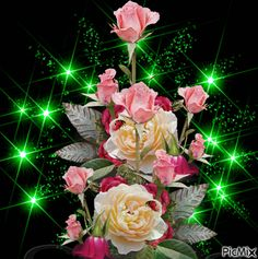 5244498_25b2b.gif 496×500 pixeles Beautiful Flowers Wallpapers, Beautiful Rose Flowers, Beautiful Gif, Pretty Roses, Beautiful Butterflies, Beautiful Birds, Roses Gif, Flowers Gif, Love You Gif