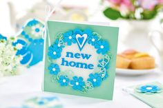 Welcome someone into their new home in the January issue of Crafts Beautiful, on sale 7th December 2017