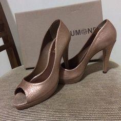 Dressbe | Sapato Rose Dumond #shoes #sapatos #rose #dumond #moda #look #fashion