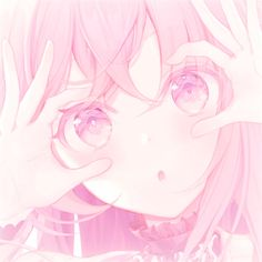 Anime Girl Pink, Anime Art Girl, Animes Wallpapers, Cute Wallpapers, Giffany Gravity Falls, Baby Pink Aesthetic, Picture Icon, Phone Themes, Valentine Theme