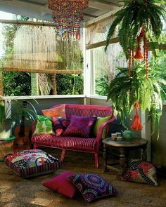 40 Unique Hippie Home Decor Ideas