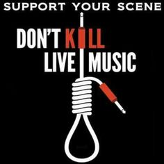 Support for local musicians! !
