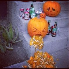 Instagram photo by andreaschoice - It's a pumpkin function! lol