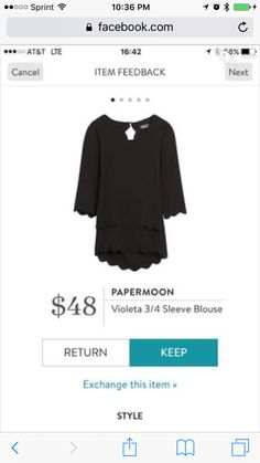 Love this top.  Looks very versatile to wear with slacks, jeans or leggings. Would love in a rich color or black.