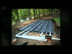 Infiltrator drain field systems are the top of the line for Cabin septic systems