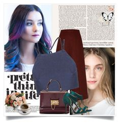 """colour blocking vol 3"" by verajf ❤ liked on Polyvore"