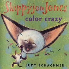 Skippyjon Jones: Color Crazy - read online