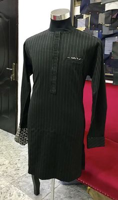 Call, SMS or WhatsApp if you want this style, needs a skilled tailor to hire or you want to expand more on your fashion business. Latest African Wear For Men, African Attire For Men, African Clothing For Men, Nigerian Men Fashion, African Men Fashion, Muslim Fashion, Kurta Designs, Ankara Designs, African Dresses Men