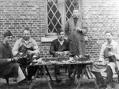 schoenmakers begin 20ste eeuw