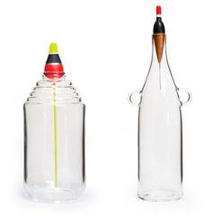 Margaux Keller : Les Pescadous Glass Containers