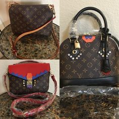 $190 Special Price - 2017 Latest #Louis #Vuitton #Bags Outlet Free Shipping, Stopping Your Feet To Purchase LV Bags, Our Offical Website Will Be Your Best Choice! Just Believe Our Fashionable Brand.