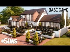 Sims 4 House Plans, Sims 4 House Building, Sims 4 House Design, Save File, Sims 4 Build, Motion Video, Sims 4 Game, Sims Cc, Sons